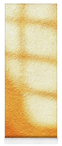 Yoga Mat featuring the photograph Gold Toner by Craig J Satterlee