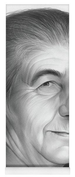 Golda Meir Yoga Mat