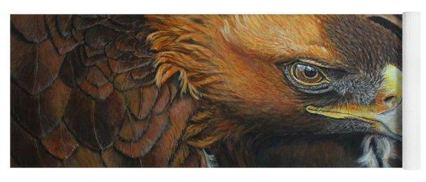 Golden Eagle Yoga Mat