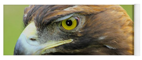Golden Eagle Yoga Mat