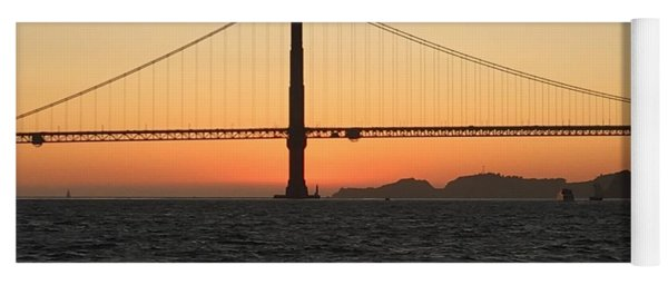 Golden Gate  Yoga Mat