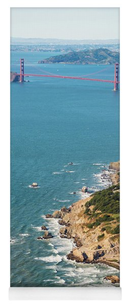 Golden Gate Coast Aloft Yoga Mat