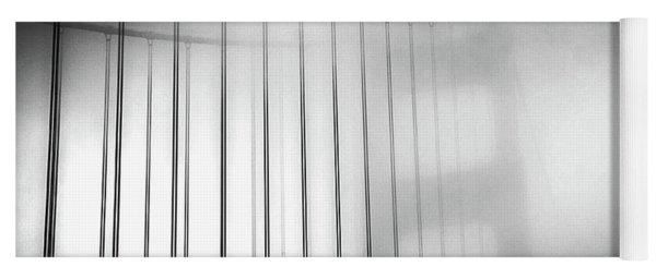 Golen Gate Fog Yoga Mat