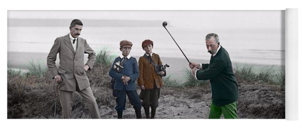 Golf 1907 Dream Yoga Mat