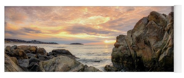 Good Harbor,rock View Yoga Mat