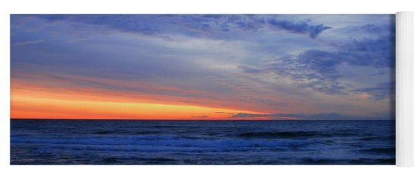 Good Morning - Jersey Shore Yoga Mat