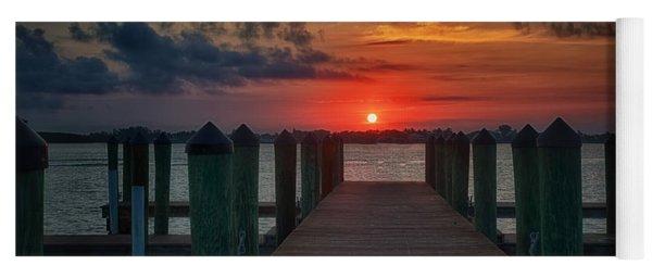 Good Morning Fort Myers Yoga Mat