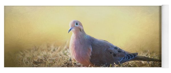 Good Mourning Dove Yoga Mat