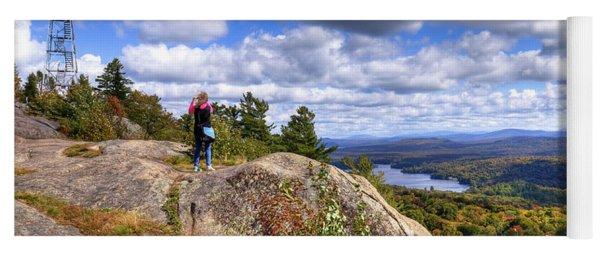 Goodbye Bald Mountain Yoga Mat