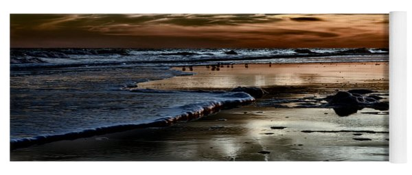 Goodnight Sun Isle Of Palms Yoga Mat