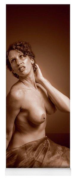 Gorgeous Nude. Yoga Mat