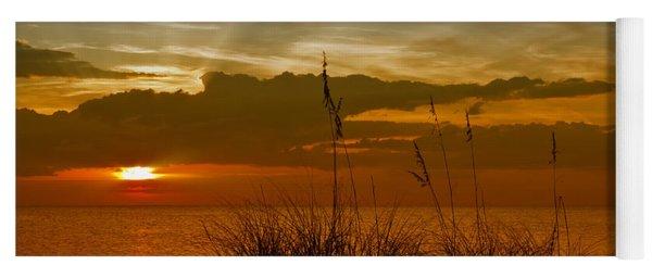 Gorgeous Sunset Yoga Mat