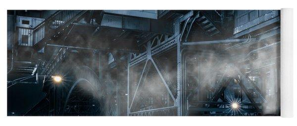 Gotham City Yoga Mat