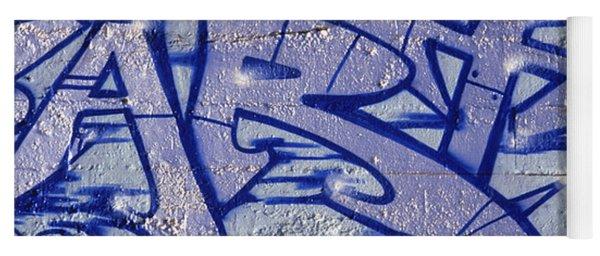 Graffiti Art-art Yoga Mat