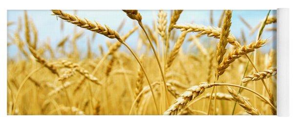 Grain Field Yoga Mat