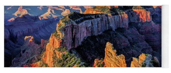 Grand Canyon Cape Royal Yoga Mat