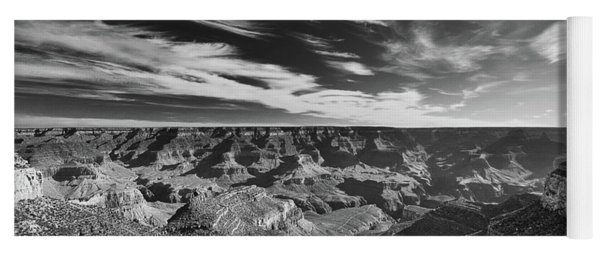 Grand Canyon In Motion Yoga Mat