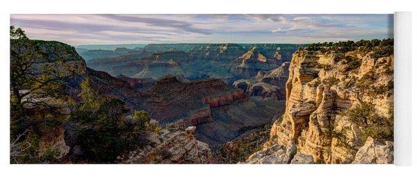 Grand Canyon National Park Spring Sunset Yoga Mat