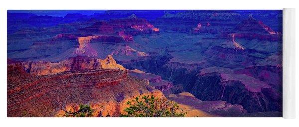Grand Canyon Sunrise- Yavapai Point Yoga Mat