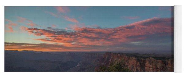 Grand Canyon Sunset 1943 Yoga Mat