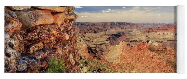 Grand Canyon Wall Yoga Mat