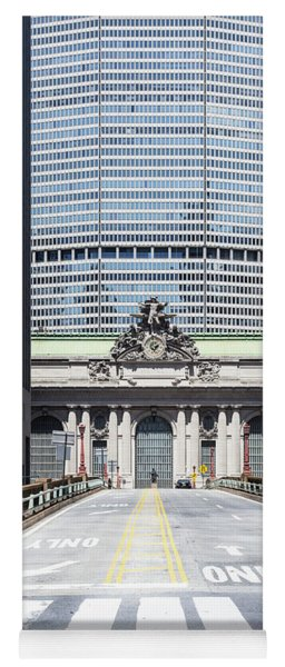 Grand Central Station In New York City Yoga Mat