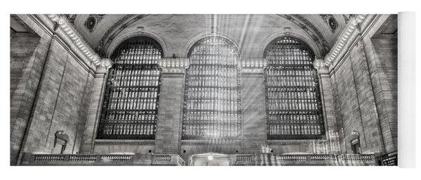 Grand Central Terminal Station Yoga Mat