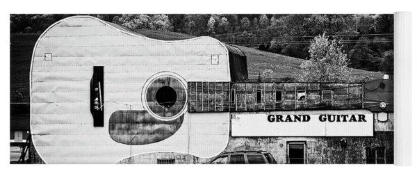Grand Guitar Yoga Mat