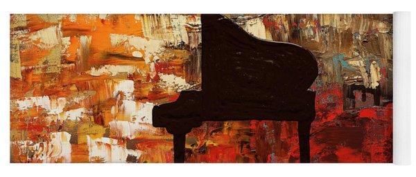 Grand Piano Yoga Mat