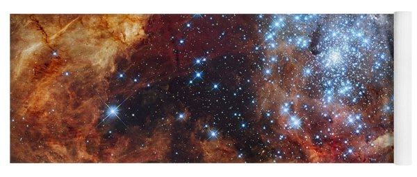 Grand Star Forming - A  Stellar Nursery Yoga Mat