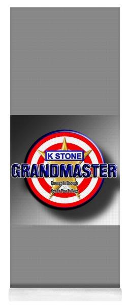 Grandmaster Yoga Mat