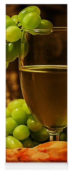 Grape Juice Yoga Mat