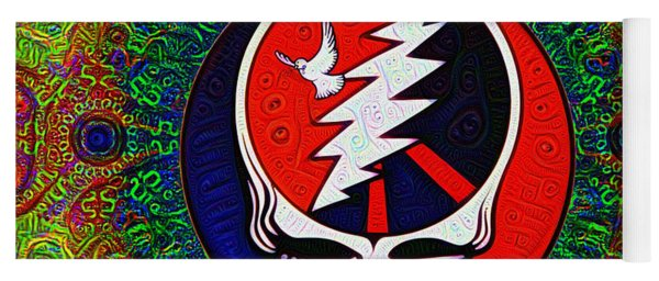 Grateful Dead Yoga Mat