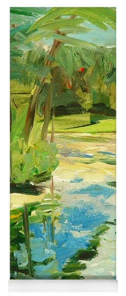 Great Brook Farm Canoe Launch Yoga Mat