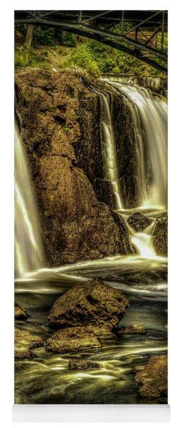 Great Falls Close Up Yoga Mat