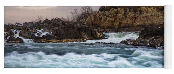 Great Falls Virginia Yoga Mat