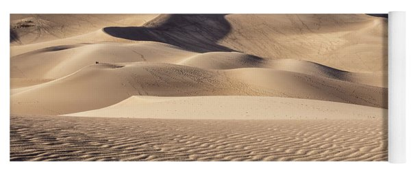 Great Sand Dunes National Park In Colorado Yoga Mat