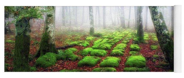 Green Brick Road Yoga Mat