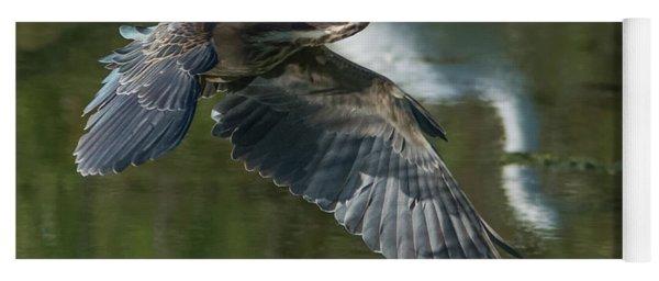 Green Heron 6293-100217-3cr Yoga Mat