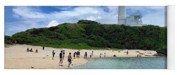 Green Island Beach Yoga Mat