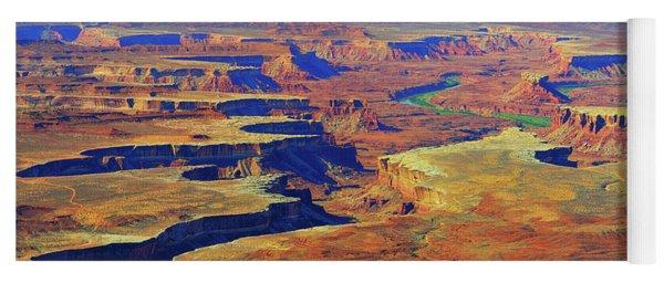 Green River Canyon Yoga Mat