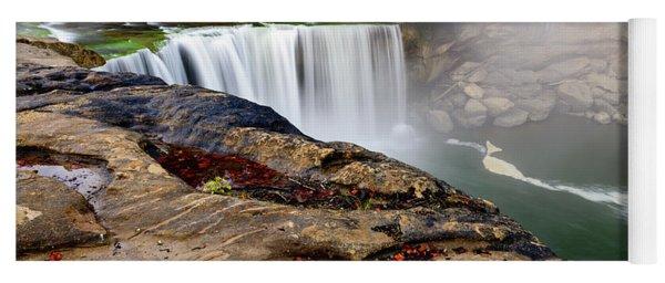 Green River Falls Yoga Mat