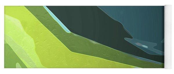 Green Valley Yoga Mat