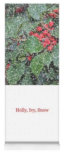 Greeting Card 04 Yoga Mat