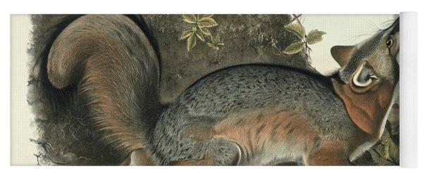 Grey Fox Yoga Mat