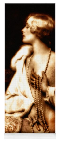 Grunge Goddess Yoga Mat