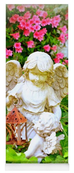 Guardian Angel Yoga Mat