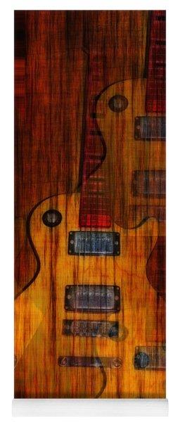Guitar Army Yoga Mat