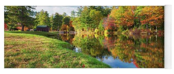 Gunstock Pond Yoga Mat
