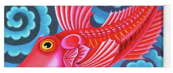 Gurnard Fish Yoga Mat